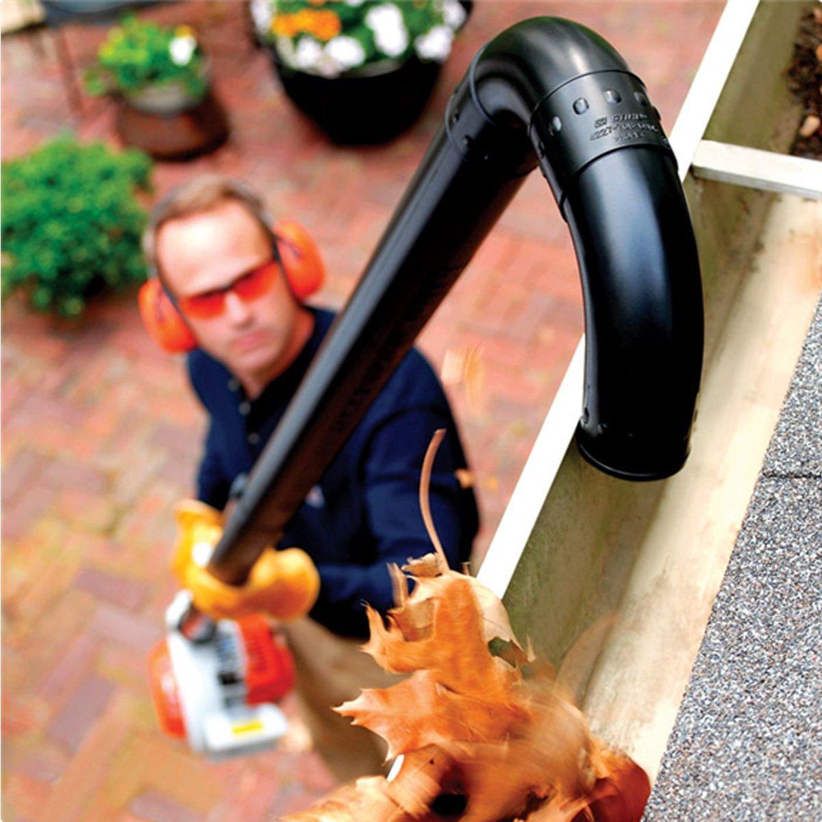 Как сделать садовый пылесос своими руками
